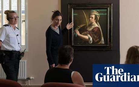 'I see pain in her eyes' – the £3.6m masterpiece that went to jail