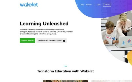 Wakelet for Educators