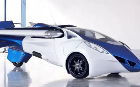 GroundBreaking Research on Self-Driving Flying Cars