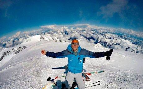 """Karl Egloff: """"Es mi estilo de vida correr en la montaña"""" –"""