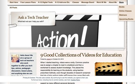 9 Good Collections of Videos for Education