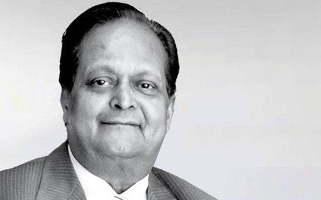 Ramesh Chandra Agarwal, chairman of Dainik Bhaskar Group, dies at 72