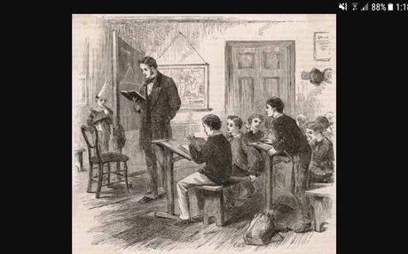 BBC - Primary History - Victorian Britain - Children at school