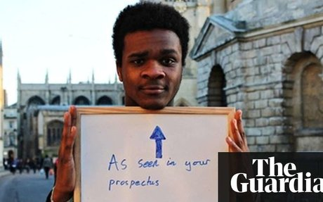 Oxford's 'students of colour' on being 'othered' at university