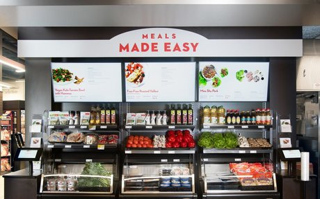 Longo's Grocery Chain Launches Meal-Based Kiosk Concept Amid Consumer Shift