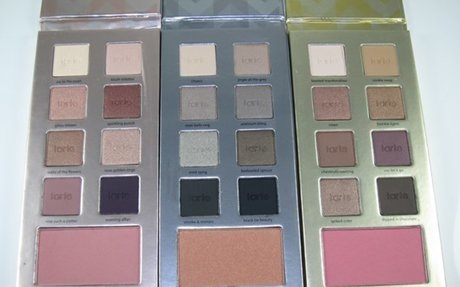 Tarte Greatest Glitz Collector's Set & Portable Palettes Review & Swatches – Musings of a