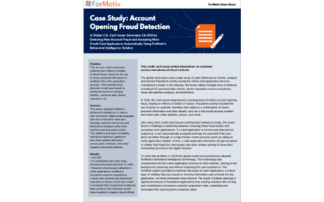 Case Studies | Banking and Insurance
