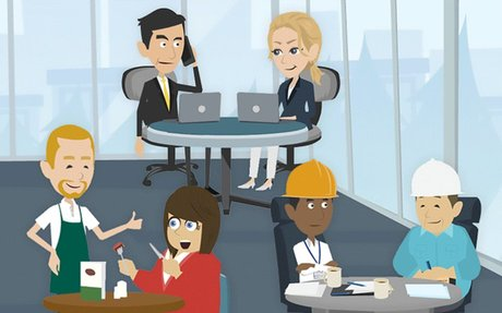 GoAnimate | Give your Animated Business Video the Right Look. .