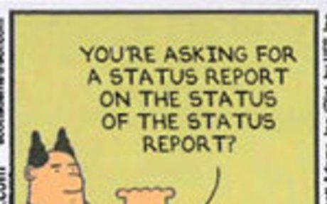Status Report of Program COSes