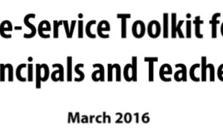 Pre-Service Toolkit for Principals and Teachers - the impact of school libraries