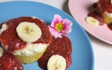 Használjuk bátran a kuszkuszt édes ételekhez is! Íme egy egészséges, ötletes desszert rece