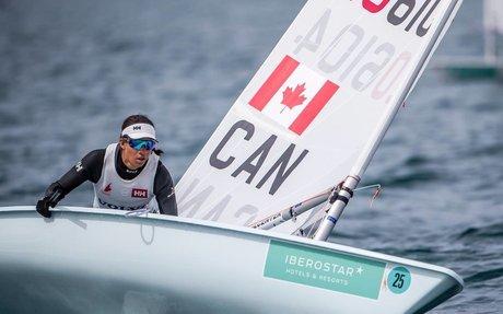 Q & A with aspiring Olympic sailor, Sarah Douglas