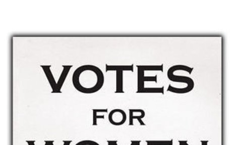 Womans Fight For The Vote Texas Style