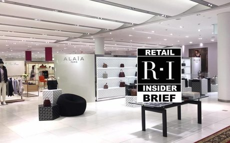 BRIEF: Holts Renos Near Completion, Children's Retailer Files for Creditor Protection