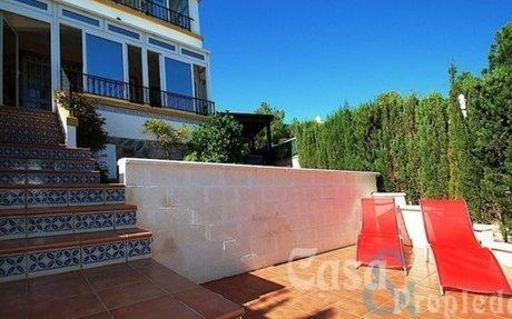 Hyggelig Leilighet med flott Sjøutsikt – Los Dolses – Villamartin  »  Casa & Propiedad