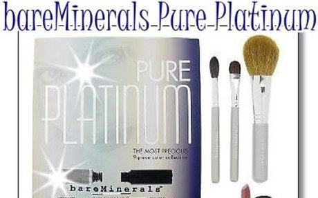 bareMinerals Pure Platinum – Musings of a Muse