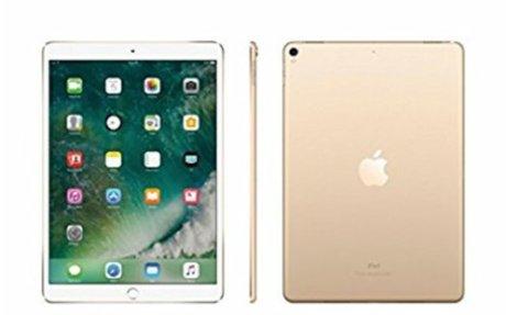 2017 New IPad Pro Bundle (3 Items): Apple 10.5 inch iPad Pro with Wi-Fi, Apple Pencil