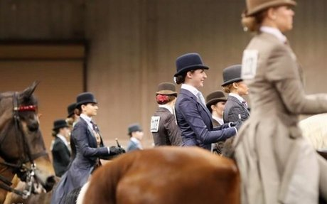 Saddle Seat: USEF Announces Participants for U.S. World Cup Team Selection Trials