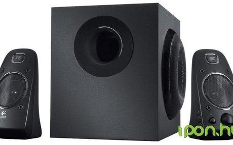 LOGITECH Z623 Speaker System | iPON! hardver és szoftver hírek, tesztek, webshop, fórum