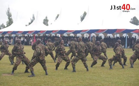 Latest Kenyan Crime and Terrorism News | Just40days