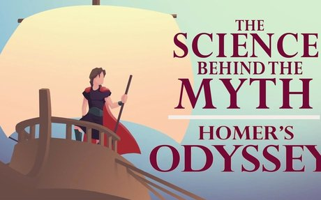 "The science behind the myth: Homer's ""Odyssey"" - Matt Kaplan"