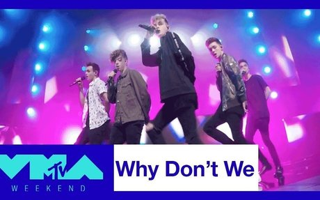 Why Don't We Performs 'Something Different' | 2017 VMA Weekend