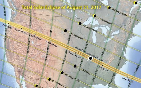 Total Solar Eclipse 2017: When, Where and How to See It (Safely)