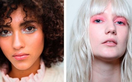 ALL the biggest hair and makeup trends for Spring Summer 2017