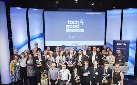 Chatterbox - Tech4Good Awards