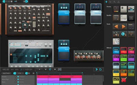 10 Virtual Instruments You Can Play In Your Web Browser