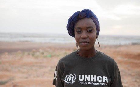 Emi Mahmoud appointed UNHCR Goodwill Ambassador