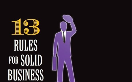 13 Rules for Solid Business Growth (Pocketbook)