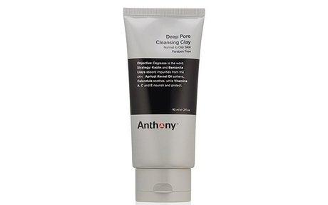 Mascarilla y Exfoliante Facial - Anthony. Deep Pore Cleansing Gel