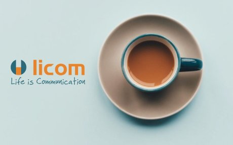 Uitnodiging Licom ontbijtsessie rond Unified Communications ☕