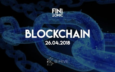 BXL Fin & Tonic: Blockchain