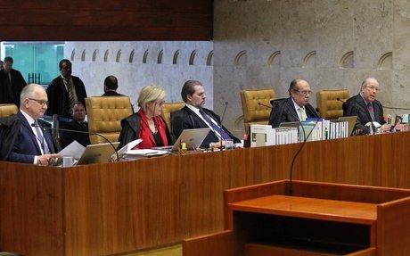 Maioria do STF defende novo julgamento para condenados nas turmas