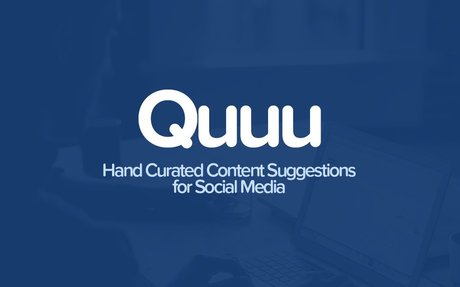 Quuu | Hand-curated content suggestions