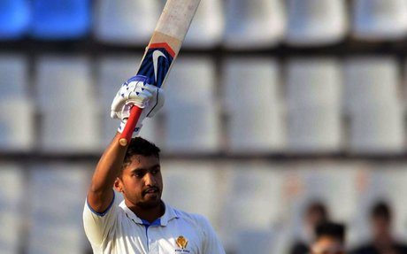 Karun Nair second Indian after Virender Sehwag to score 300 in Tests