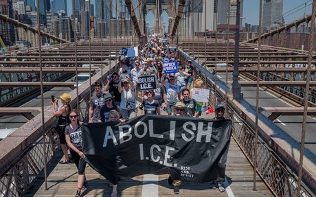 What the Movement to Abolish ICE Looks Like on the Ground