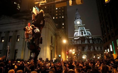 Why do fans riot after a win? The science behind Philadelphia's Super Bowl chaos.