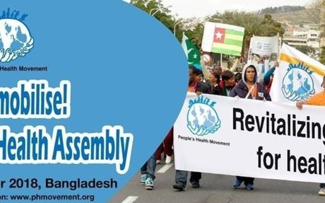Event: 4th People's Health Assembly