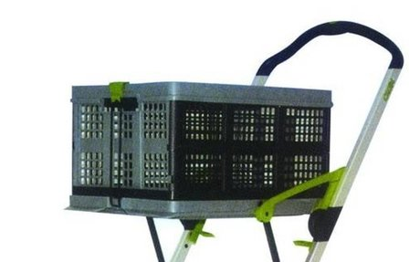 Clax Folding Shopping Cart - Review