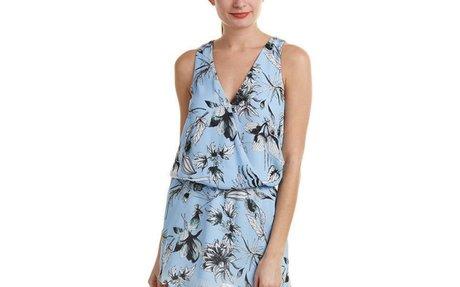 Parker Surplice Mini Dress  | eBay