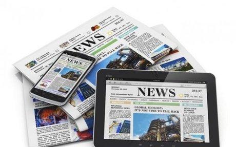 Newspaper reading activities