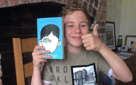 Wonder - The book review by Oliver - Our Altered Life