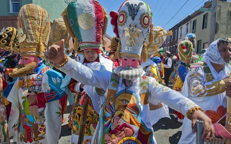 Carnaval de Puebla returns to Philadelphia amid increase in deportations