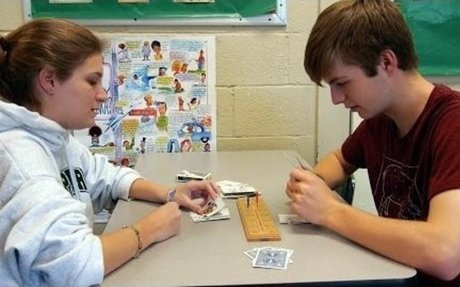 Recess for High School Students