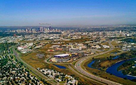 Deerfoot Meadows Prepares to Open 2 Anchor Retailers in 2018