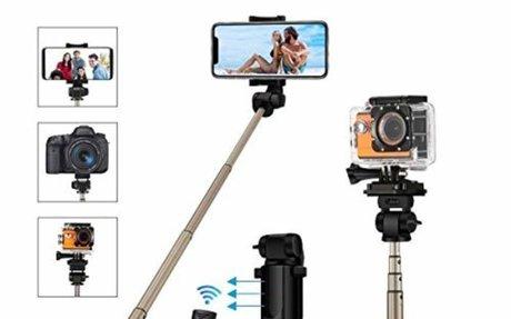 Top 10 Best GoPro Selfie Sticks | Listly List
