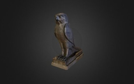 3D scanned artifacts - The British Museum